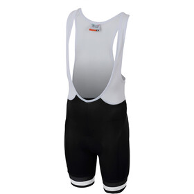 Sportful Tour 2.0 Trägershorts Kinder black white